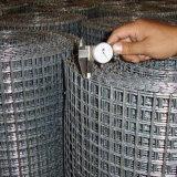 Acoplamiento de alambre soldado con la INMERSIÓN caliente galvanizada en venta