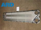 Sondex S47 S62 Plaque d'échangeur thermique à plaques pour refroidisseur d'huile
