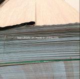 Placage artificiel de placage de placage reconditionné d'ingénierie pour le contre-plaqué