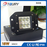 Barra de luz LED de 40 pulgadas 240W LED Barras de luz de carretera automotrices LED