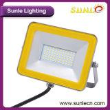 Квадратные светодиодные открытый 80Вт прожектор с ультратонким ноутбукам (SLFAP38)