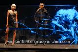 3D Film hologramme Musion Eyeliner Foil