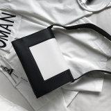 2017新しい型のハンド・バッグの対照カラーCrossbody袋Hcy-4012