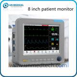Nuevo - monitor paciente portable de 8 pulgadas con la batería recargable