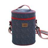 Handtassen van de Zak van de Thermische Isolatie van de Zak van het vat de Koelere voor Lunch 10101 van de Picknick