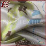 Шелк высокого качества 100% китайский чисто Habotai с печатание ткани цифров
