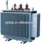 transformador de potencia inmerso en aceite del buen funcionamiento de la serie 160kVA de 11kv S9