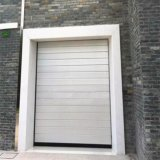 Metal Industrial Security Rolling up Shutter Door