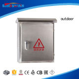 Acier inoxydable/aluminium boîte de distribution de puissance