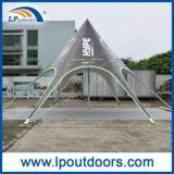 Tienda al aire libre de la estrella de la cortina de la estrella del diámetro los 8m para el acontecimiento