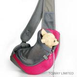Malha de portadora de Pet ombro Oxford Sacos de cão no exterior