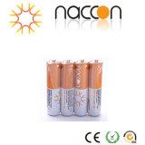 極度の頑丈なAAA R03p 1.5Vカーボン亜鉛電池