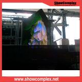 pH2 polychrome d'intérieur annonçant l'écran d'Afficheur LED