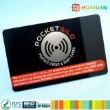 Fachmann kundenspezifische RFID Karte Protactor Mappe RFID, die Karte blockt