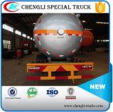 Caminhão-tanque de Gás Liquefeito de Gás Liquefeito de GNL de 6 * 4, 190HP 28000 Litros