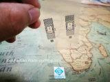UHF RFID chip cartão inteligente Impinj Monza 4/5 Inlay Labels
