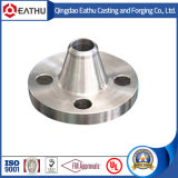 Gute Qualität und guter Preis für ANSI B16.5 schmiedeten Stahlflansche