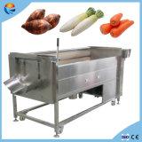 De automatische Wasmachine van de Schil van de Aardappel van de Guave van de Taro van de Maniok van de Wortel