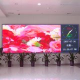 Schermo fisso dell'interno dell'installazione della video visualizzazione di P7.62 LED