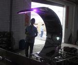 Cascata variopinta dell'acciaio inossidabile LED della STAZIONE TERMALE della piscina di Fenlin