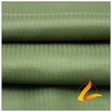 água de 50d 290t & do Sportswear tela 100% tecida do filamento do poliéster do jacquard da manta para baixo revestimento ao ar livre Vento-Resistente (53172A)
