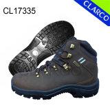 Ботинки безопасности кожаный людей кожи напольные Hiking