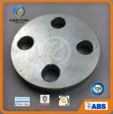 Kohlenstoffstahl-A105 galvanisierter blinder Flansch (KT0468)