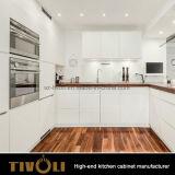 Whtie Küche-Schränke für modernen Möbelentwurf Tivo-D032h
