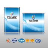Haute qualité pour la série Innocolor durcisseurs 2K laque et clair