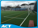 Novo campo de futebol de relva artificial desenvolvido sem preenchimento V30-R