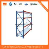 Prateleira de paletes ajustável ajustável / prateleira de armazenamento industrial
