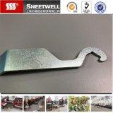 Изготовленный на заказ штемпелевать вытравливания гальванизирует изготовление стального листа