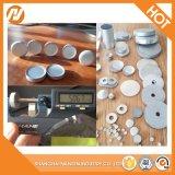 с отверстием или без куска металла алюминия листа пунша пробки 1070 отверстия