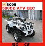 EEC 500cc 4 rodas motrizes quad ATV para venda