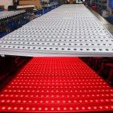 Illuminazione della fase dell'indicatore luminoso 4in1 della lavata della parete del LED 18*10W
