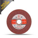 Grande rotella di taglio di formato di vendita calda per tutti metallo 125