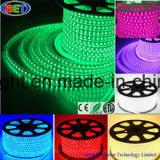Indicatore luminoso di striscia flessibile della decorazione 50m 60LEDs LED di ETL Crismas