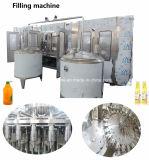 Volledig Automatisch China verpakte de Machine van de Bottelarij van het Flessenvullen van het Drinkwater voor de Fles van het Huisdier