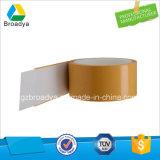 Rollo Jumbo adhesivo de PVC de doble cara cinta Industrial fabricante (por6970)