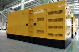 генератор 400 kVA звукоизоляционный тепловозный с CE Чумминс Енгине одобрил