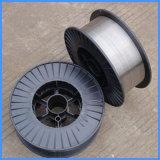 Collegare di saldatura estratto la parte centrale da cambiamento continuo di alluminio del collegare di saldatura di MIG 1.2mm E71t-1
