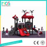Cour de jeu extérieure extérieure d'enfants de parc d'attractions de gosses pour le jardin d'enfants (HS03401)