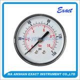 널리 이용되는 측정하 산소 압력계 건조한 압력 계기