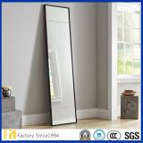 1.8mm, 2mm, 3mm, 4mm, 5mm, 6mm, specchio dell'alluminio di 8mm/specchio decorativo/specchio della stanza da bagno