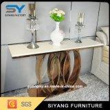 ステンレス鋼の家具の高品質のコンソールテーブル