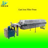 Machine de filtre-presse de membrane de haute performance, matériel chimique de filtre-presse