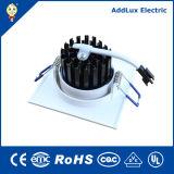 LEIDENE van de MAÏSKOLF 3W-5W-7W-10W Vierkante Dimmable van het aluminium Plastic Downlight