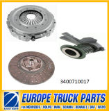 3400710017 Clutch Kit Peças sobressalentes pesados para Mercedes Benz