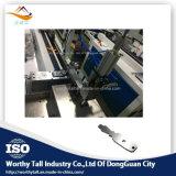 Vollkommene CNC-Selbstschlaufen-Maschine für Stahlrichtlinie