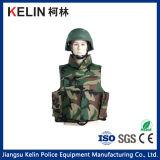 Venda a quente estilo External-Plus Bulletproof Vest para fins militares